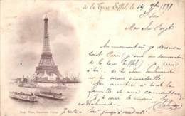 75 - Paris / 10153 - Tour Eiffel - Cliché 1898 - France
