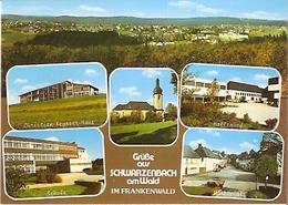 Schwarzenbach Am Wald - Mehrbildkarte (900) - Hof