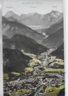 AK 0113  Bad Ischl Vom Katereck - Verlag Brand Um 1908 - Bad Ischl