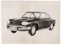 < Automobile Auto Voiture Car >> Belle Photo De Presse Hollandaise 13 X 19 Panhard 24CT 1963 - Automobili