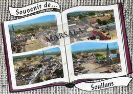 CPSM  Soullans Multivues - Soullans
