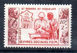 Saint-Pierre Miquelon Y&T 344* - Neufs