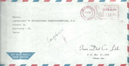 LETTER  1963 - Irán