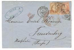 11851 - Pour La PRUSSE - 1849-1876: Période Classique