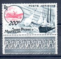 Saint-Pierre Miquelon Luftpost Y&T PA 20** - Ungebraucht