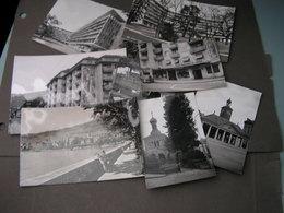 Vevey Und  .. Umgebung   ..kl., Lot Fotos Und Karten  Ca. 1958 - GE Genf