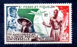 Saint-Pierre Miquelon Luftpost Y&T PA 21** - Ungebraucht