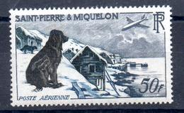 Saint-Pierre Miquelon Luftpost Y&T PA 24** - Ungebraucht