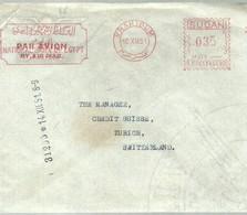 LETTER  1951 - Soudan (...-1951)