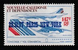 NOUVELLE CALEDONIE - 1977 - N°181 ** Concorde - Unused Stamps