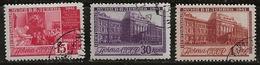 Russie 1941 N° Y&T :  845,846 Et 848 Obl. - 1923-1991 URSS