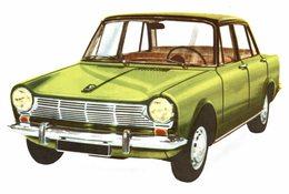 Le Monde Des Autos   SIMCA 1300 - Cromos