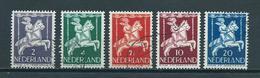 1946 Netherlands Complete Set Child Welfare Used/gebruikt/oblitere - Periode 1891-1948 (Wilhelmina)