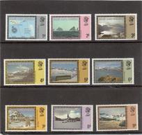 B12 - FALKLAND ISLANDS DEPENDENCIES 124 / 136 ** MNH - Paysages - (livraison Sous Pochette Cristal ) - Falkland