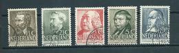 1939 Netherlands Complete Set Summer Welfare Used/gebruikt/oblitere - Periode 1891-1948 (Wilhelmina)