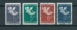 1936 Netherlands Complete Set Child Welfare Used/gebruikt/oblitere - Periode 1891-1948 (Wilhelmina)