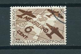 1935 Netherlands Luchtvaartfonds Used/gebruikt/oblitere - 1891-1948 (Wilhelmine)