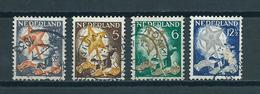 1933 Netherlands Complete Set Child Welfare Used/gebruikt/oblitere - Periode 1891-1948 (Wilhelmina)