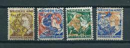 1932 Netherlands Complete Set Child Welfare Used/gebruikt/oblitere - Periode 1891-1948 (Wilhelmina)