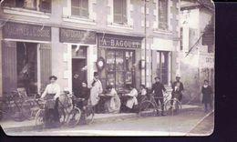 Castillon La Bataille ,magasin Bagout - France