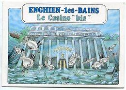VEYRI - ENGHIEN-les-BAINS - Le Casino Bis - 1989  - Tirage Limité - Voir Scan - Veyri, Bernard