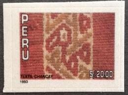Peru 1994 Cultural  Artifacts Scott $40 - Peru