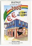 """VEYRI - Carte Personnelle """"Le Temps Des Cerises"""" PARIS  - Tirage Limité - Voir Scan - Veyri, Bernard"""