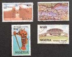 Nigeria  1990 Scott $38  USED - Nigeria (1961-...)
