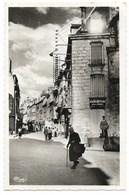 23-AUBUSSON-Perspective De La Grande Rue...1950  Animé - Aubusson