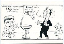 VEYRI - 3 Cartes De Convocation Aux Réunions - ACFE FIGEAC - Tirage Limité - Voir Scan - Veyri, Bernard