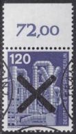 Cross Specimen, Berlin Sc9N369 Industry, Chemical Plant, Industrie - Usines & Industries