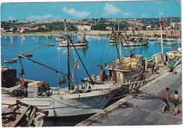 Giulianova Lido (Te) - Il Porto - Fishing Boats - (Italia) - 1980 - Teramo