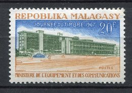 Madagascar 1967. Yvert 437 ** MNH. - Madagascar (1960-...)