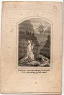 Theys Cecilia °1816 Heppe Beverlo (Leopoldsburg)  Ursulinne Tildonk +1848 Scherpenheuvel Druk Diest - Décès