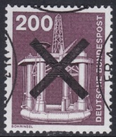 Cross Specimen, Germany Sc1188 Oil Drilling, Industry, Industrie - Usines & Industries