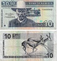 Namibie 10 Dollars - Namibie