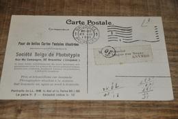 6885-    QUARREUX-REMOUCHAMPS, LES FONDS DE QUARREUX - 1911 - Aywaille