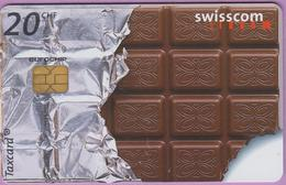 Télécarte Suisse °° SE.67. Chocolat Noir - 20CHF - CL2 - 10.1999 - R. - Suisse