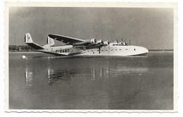 40-BISCARROSSE-Hydravion Transocéanique LATECOERE 631 Sur Le Lac... - Biscarrosse
