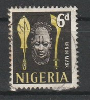 MiNr. 98 Nigeria 1961, 1. Jan. Freimarken: Landesmotive. - Nigeria (1961-...)