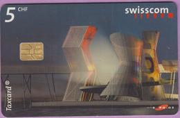 Télécarte Suisse °° SE.95. Expo Bienne - 5CHF - Gem8 - 03.2001 - R. - Suisse