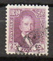 IRAK ( POSTE ) : Y&T N°  98  TIMBRE  BIEN  OBLITERE . - Iraq