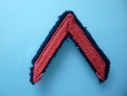 Insigne D Epaule De Grade Soldat De 1 Classe - Ecussons Tissu