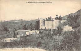 07 ARDECHE Le Chateau De Solignac Au Hameau Des Boscs à GILHOC - Sonstige Gemeinden