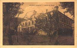 07 ARDECHE Le Chateau De Bessin à GILHOC - Sonstige Gemeinden