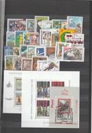 Jahrgang 2000 Kpl. Gestempelt (mit Blocks) - Günstig - Österreich