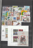 Jahrgang 2000 Kpl. Gestempelt (mit Blocks) - Günstig - Annate Complete