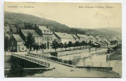 CPA - Carte Postale - Belgique - Nismes - La Grand Rue - 1908 (SV6744) - Viroinval