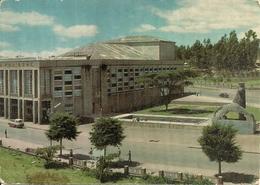 Addis Abeba (Ethiopia) Theatre Haile Selassie 1e, Teatro Hailè Selassiè 1° - Etiopia