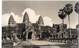 Angkor (Cambodge) Façade Principale Ouest  (PPP16515) - Cambodge